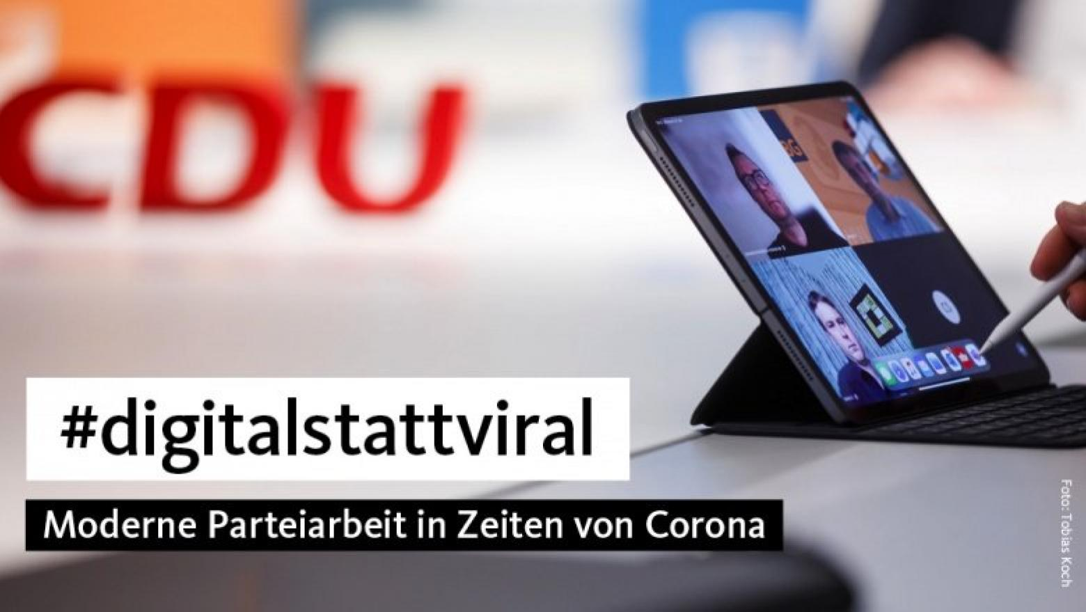 #digitalstattviral